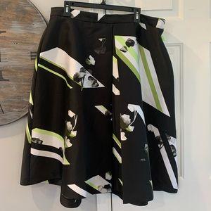 Lane Bryant Designer Line Full Skirt sz 20
